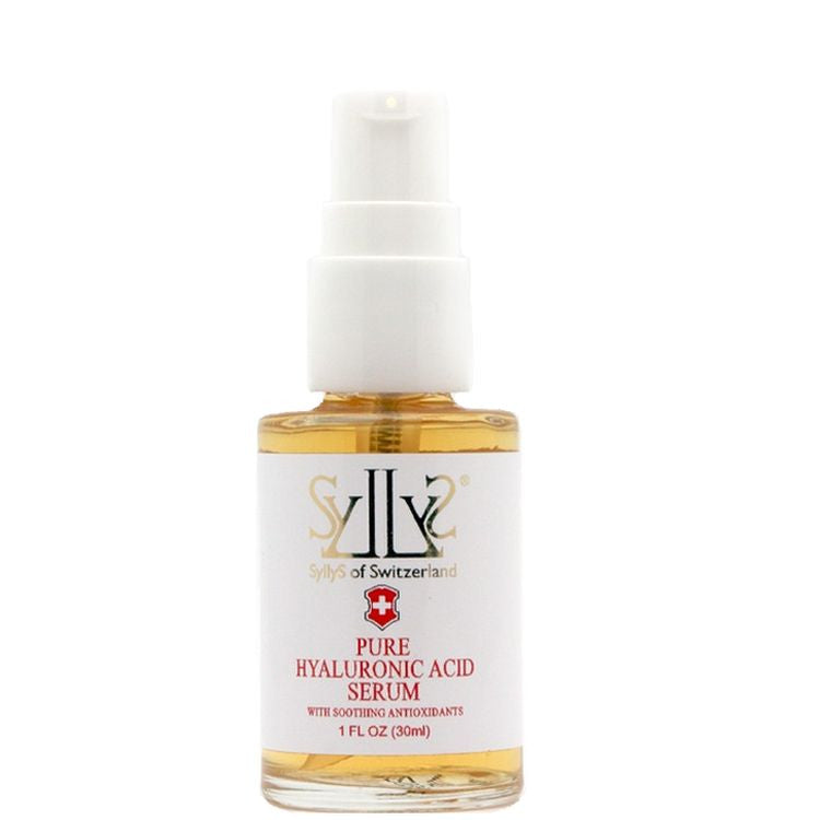 Pure Hyaluronic Acid wiht Soothing Antioxidants - Replenish Your Skin's Thirst of Water
