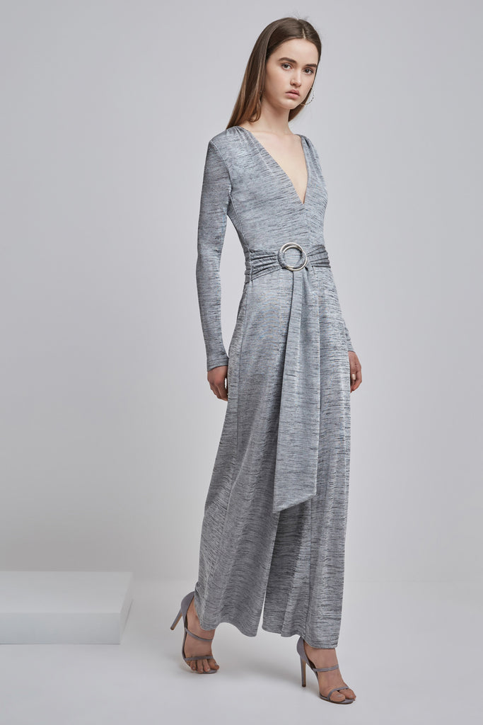 MAXWELL JUMPSUIT grey marle