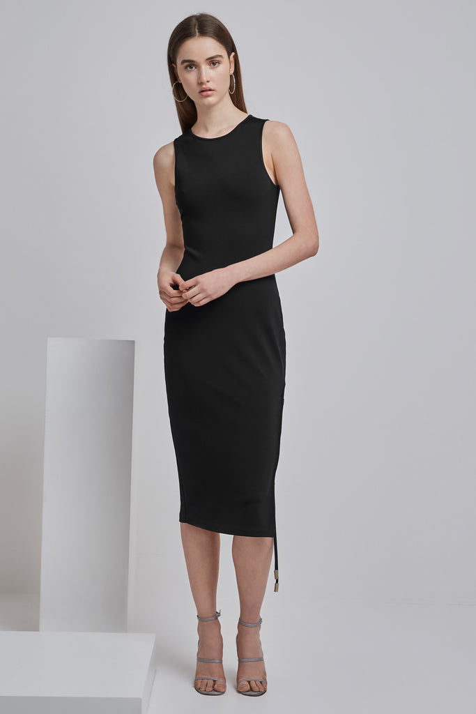 WESTON DRESS black