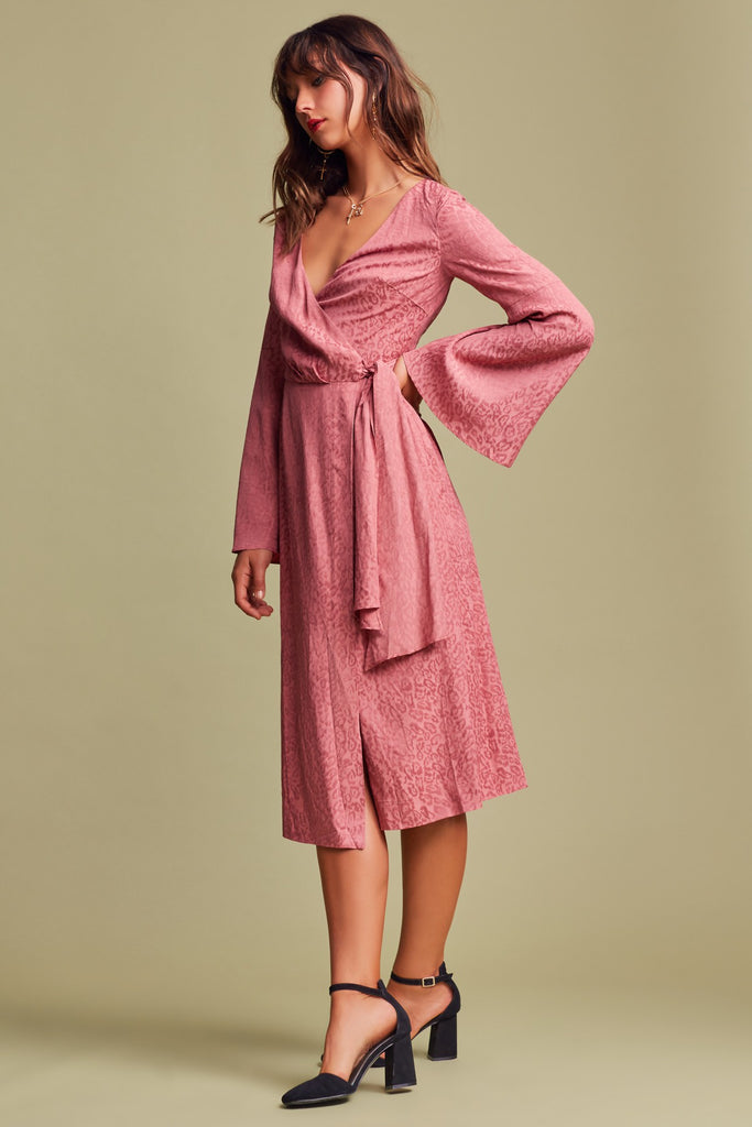 HEATWAVE DRESS pink