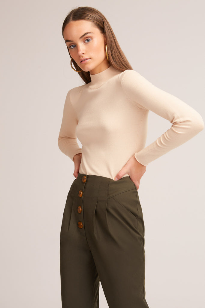 JADA PANT forest green