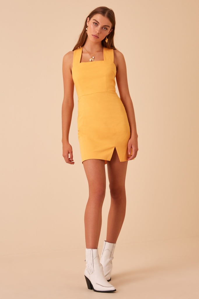 DESTINATION MINI DRESS mango
