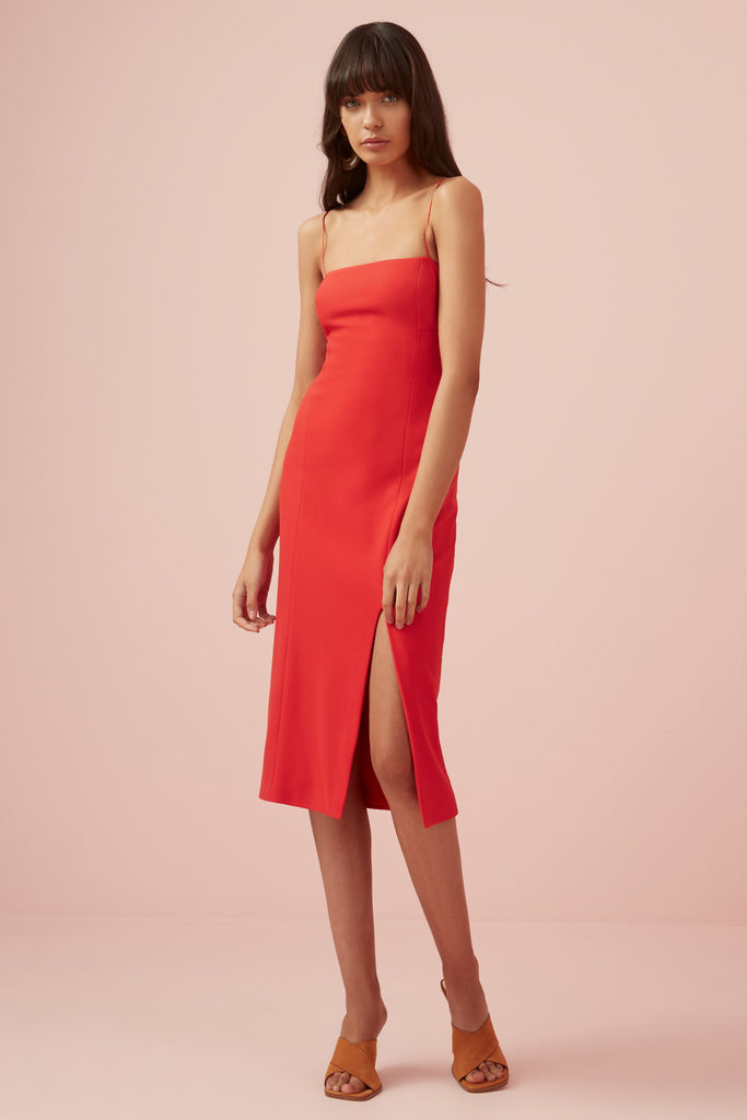38b850a008 FINDERS KEEPERS | MAGDALENA DRESS red – Finders Keepers | Australian Womens  Fashion Label