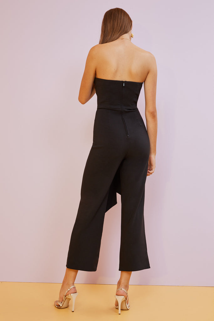 DREAMS PANTSUIT black