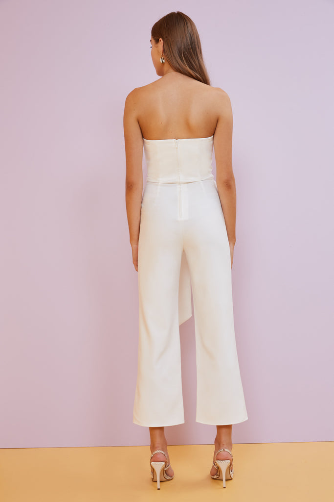 DREAMS PANTSUIT ivory
