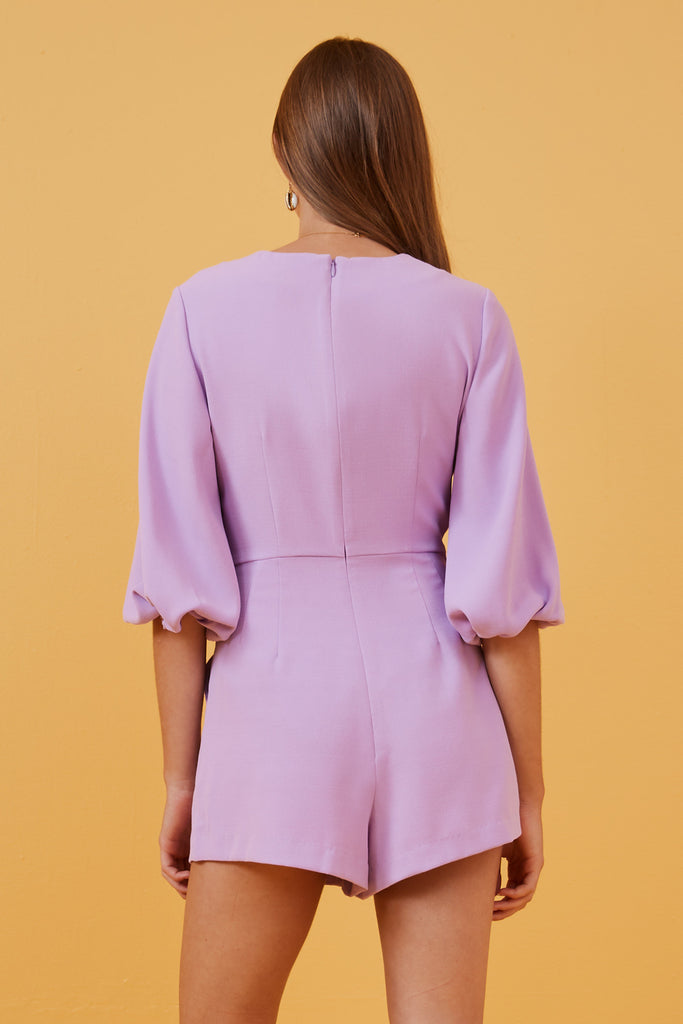 MAE PLAYSUIT orchid