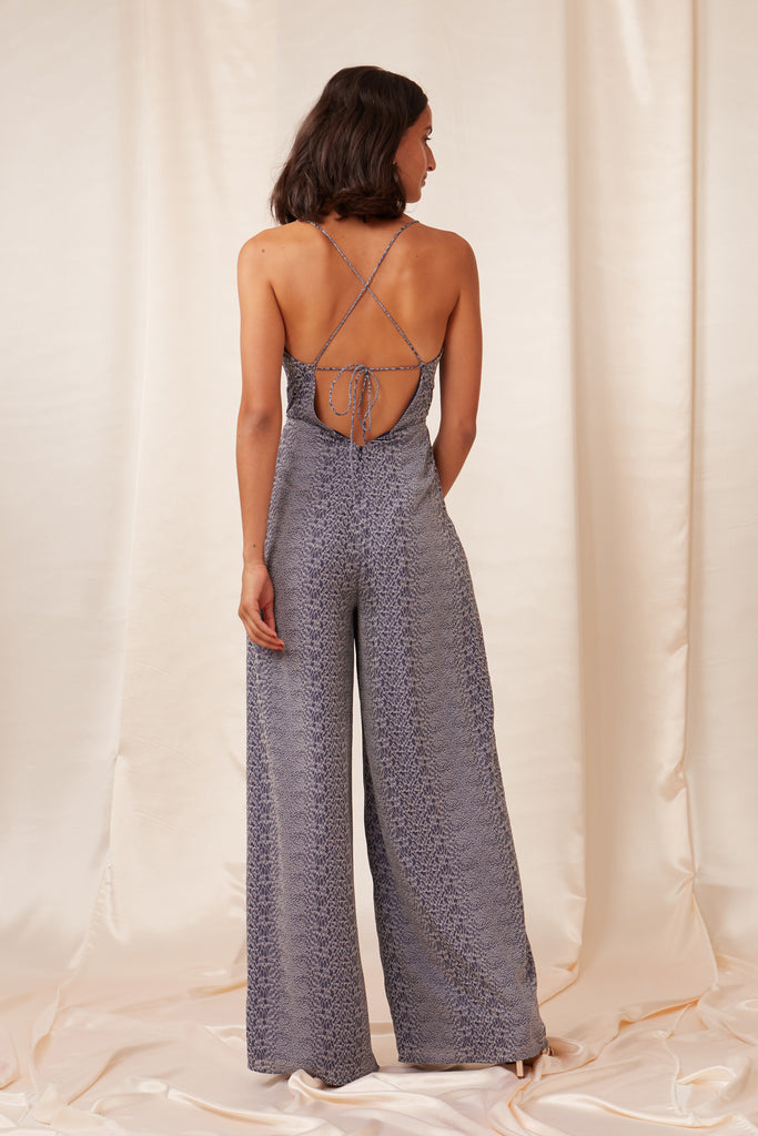 CATALINA PANTSUIT navy