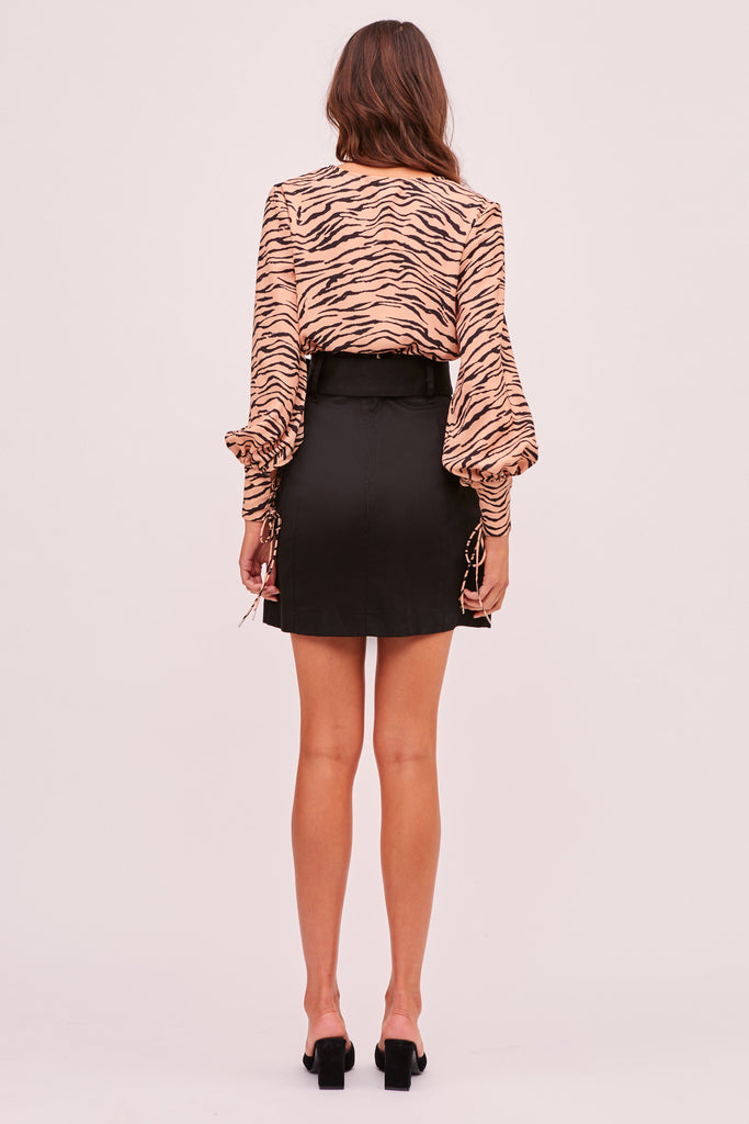 HELOISE SKIRT black