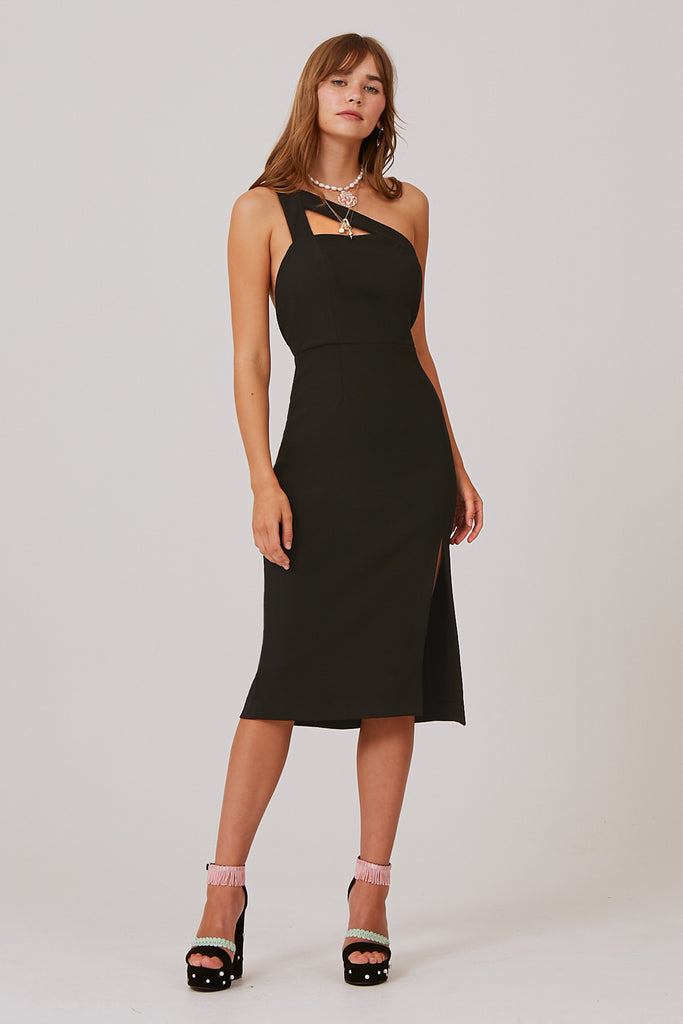 DANIELLA DRESS black