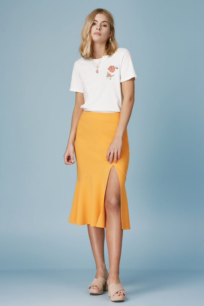 TRIBUTE SKIRT sorbet