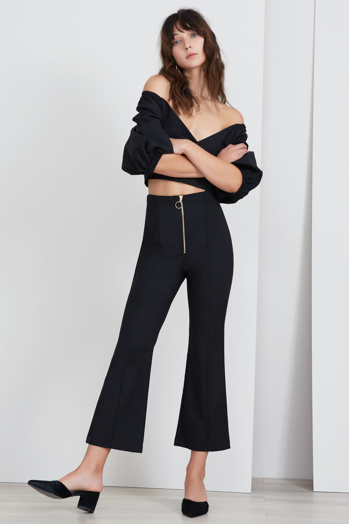 BRIDGES PANT black