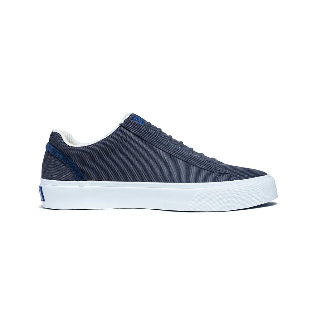 Men's Cruiser Blue Nylon Low Tops 00601-555 - ROYAL ELASTICS