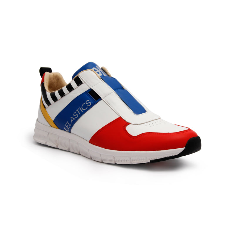 Men's Rider Retro Leather Sneakers 01191-153 - ROYAL ELASTICS