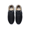 Men's Prince Albert Black Gray White Leather Sneakers 01494-999 - ROYAL ELASTICS