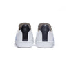 Men's Smooth White Blue Black Leather Low Tops 01594-059 - ROYAL ELASTICS