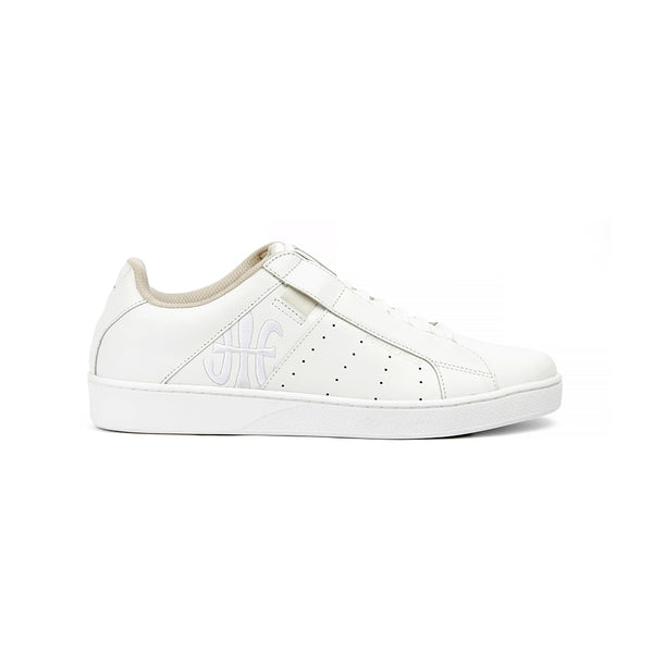 Women's Icon Genesis White Leather Sneakers 91994-000 - ROYAL ELASTICS
