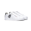 Women's Icon Genesis White Black Leather Sneakers 91994-009 - ROYAL ELASTICS