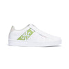 Men's Icon Genesis White Green Leather Sneakers 01994-040 - ROYAL ELASTICS