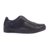 Women's Icon Alpha Black Microfiber Sneakers 92081-998