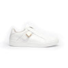 Men's Icon Blazer White Leather Sneakers 02082-000 - ROYAL ELASTICS