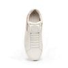 Men's Icon Deejay White Beige Gold Leather Sneakers 02082-088 - ROYAL ELASTICS
