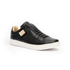 Women's Icon Blazer Black Leather Sneakers 92082-993 - ROYAL ELASTICS