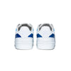 Women's Icon Cross White Blue Leather Sneakers 92901-055 - ROYAL ELASTICS