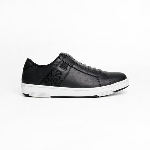 Women's Icon Z Black Leather Sneakers 92981-989