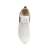 Men's Icon Manhood White Black Leather Sneakers 02992-089 - ROYAL ELASTICS
