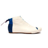 Men's London Hi Beige Blue Canvas High Tops 03482-005