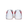 Men's Icon Archer Red White Leather Sneakers 06394-001 - ROYAL ELASTICS