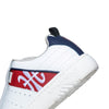 Women's Icon 2.0 Red White Leather Sneakers 96501-015