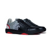 Men's DUCA Black Gray Leather Sneakers 06894-998 - ROYAL ELASTICS