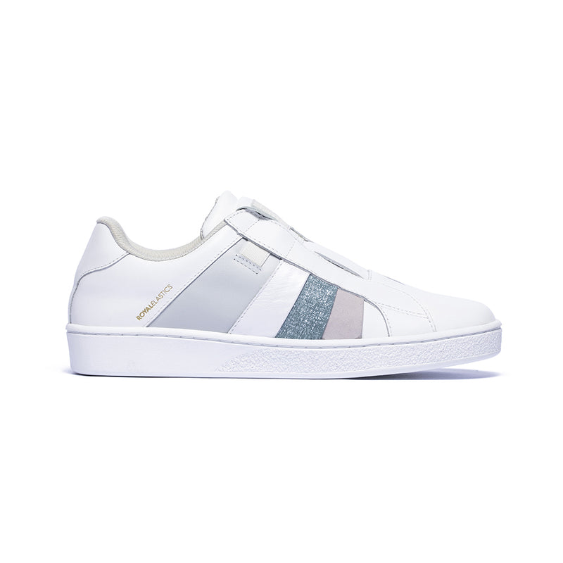 Women's Prince Albert Multicolored Leather Sneakers 91494-085