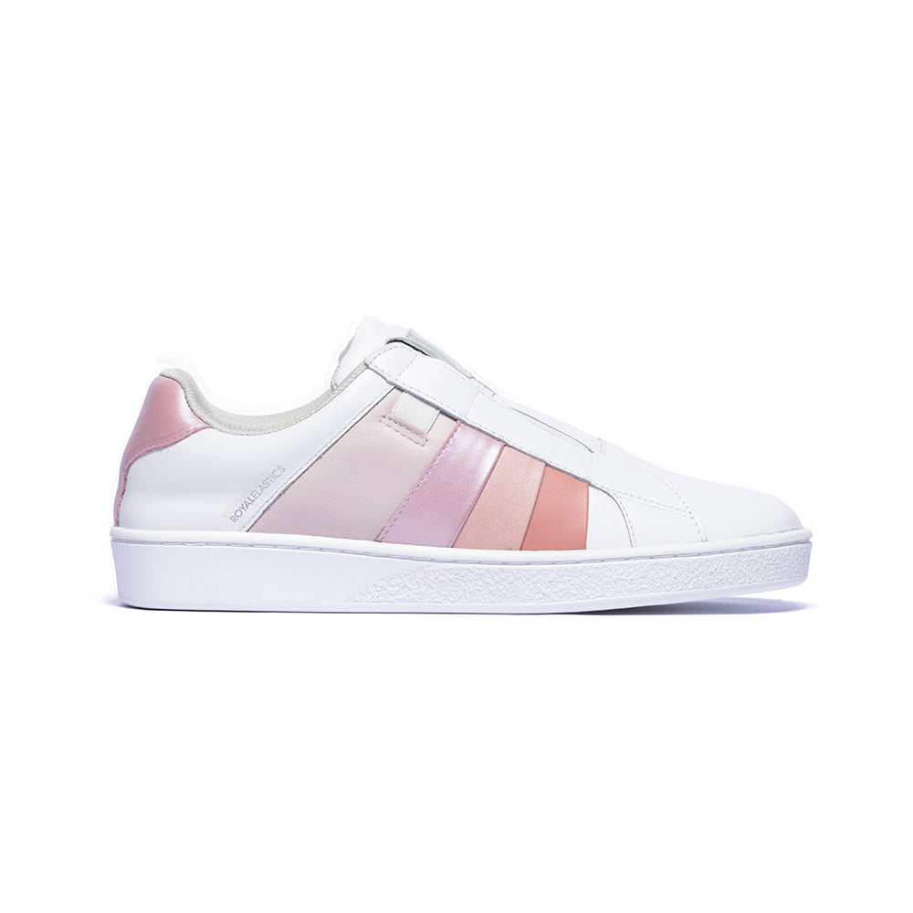 Women's Prince Albert Multicolored Leather Sneakers 91494-110