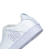 Women's Icon Genesis White Purple Leather Sneakers 91901-060 - ROYAL ELASTICS