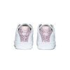 Women's Icon Genesis White Pink Glitter Leather Sneakers 91901-100 - ROYAL ELASTICS