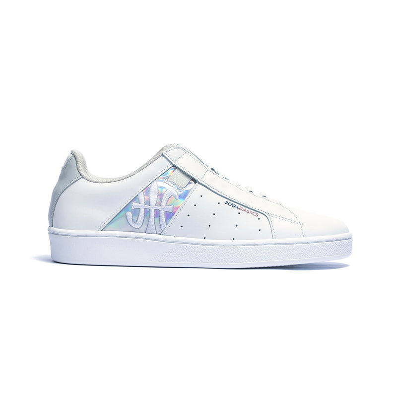 Women's Icon Genesis  White Leather Sneakers 91994-008