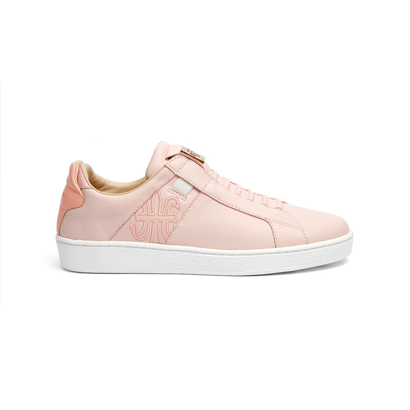 Women's Icon SBI Pink Leather Sneakers 92592-110 - ROYAL ELASTICS