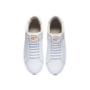 Women's Adelaide White Cream Leather Sneakers 92694-000 - ROYAL ELASTICS