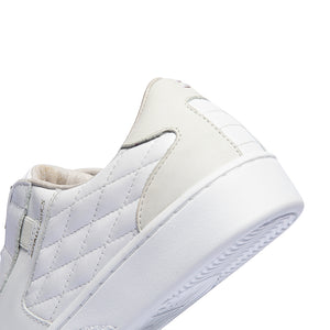 Women's Adelaide White Leather Sneakers 92694-000