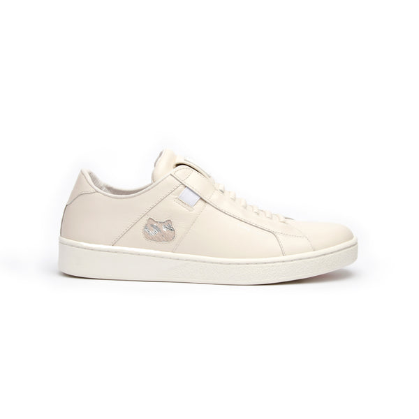 Women's Icon Catwalk White Leather Sneakers 92982-000