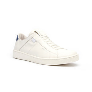 Women's Icon Urbanite White Blue Leather Sneakers 92982-005 - ROYAL ELASTICS
