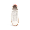 Women's Icon Urbanite White Red Leather Sneakers 92982-010