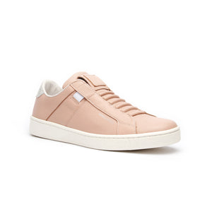 Women's Icon Urbanite Nude Silver Leather Sneakers 92982-011 - ROYAL ELASTICS