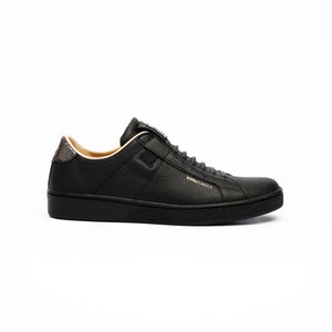 Women's Icon Urbanite Black Leather Sneakers 92982-099 - ROYAL ELASTICS