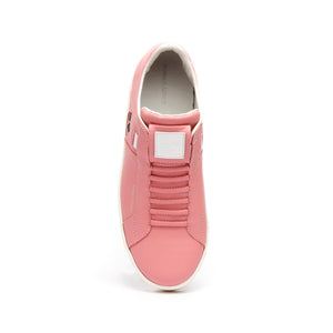 Women's Icon Catwalk Pink Leather Sneakers 92982-111 - ROYAL ELASTICS