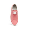 Women's Icon Catwalk Pink Leather Sneakers 92982-111