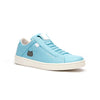 Women's Icon Catwalk Blue Leather Sneakers 92982-555