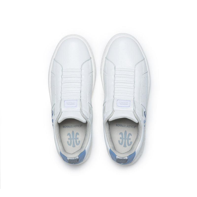 Women's Icon 2.0 Blue White Leather Sneakers 96511-005